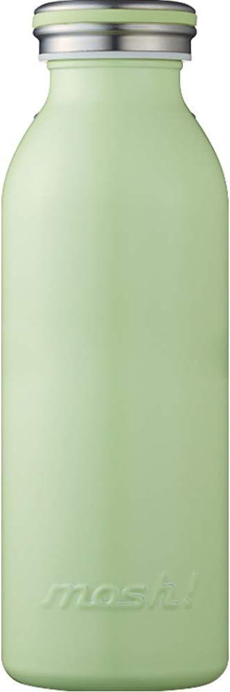 Mosh Vacuume Mug Water Bottle Screw-lid 0.45L (Green)