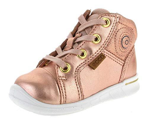 ECCO Mädchen First Sneaker, Pink (Rose Dust), 24 EU