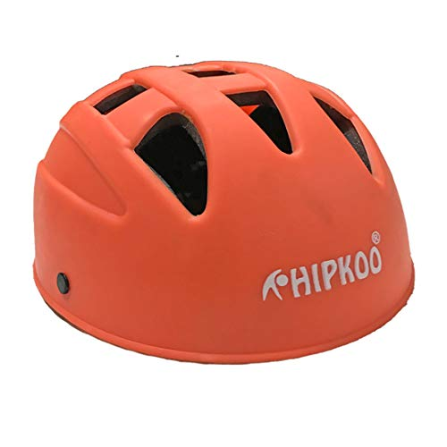 HIPKOO SPORTS Multi-Purpose Helmet with Adjustable Size for Skating and Cycling (Blue)