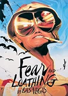 Fear and Loathing in Las Vegas Poster 22 x 34in