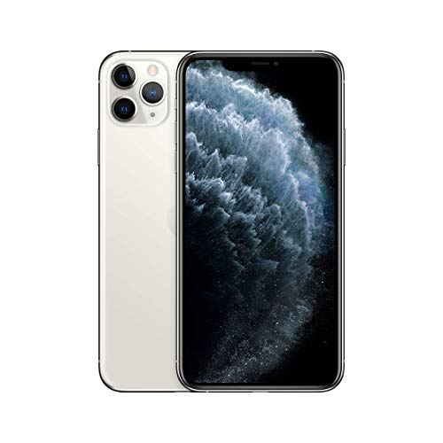 Apple iPhone 11 Pro Max 512GB Argento (Ricondizionato)