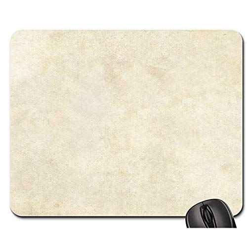 Gaming Mousepad - Mausunterlage - Papierhintergrund-Beschaffenheits-Schablonen-Schreiben Alt