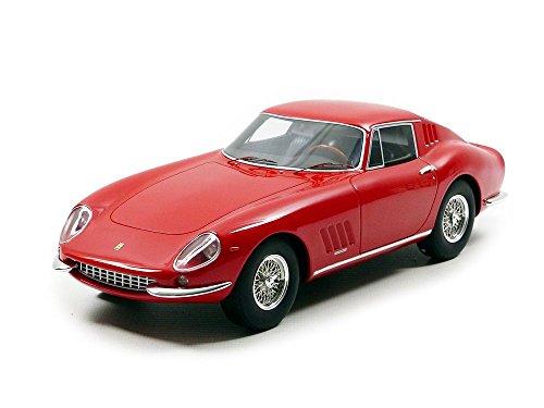 CMR–Ferrari 275GT 1966, cmr033Miniature Vehicle, Scale 1/18Red