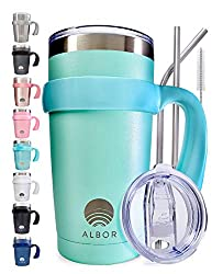 The 10 Best Travel Coffee Mug With Handles