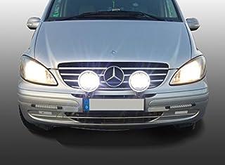 1 X LED Faro de mando aRaptor con anillo led de Como luces de posición ·
