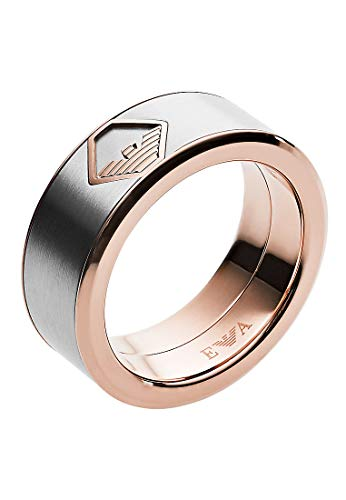 Emporio Armani Men Stainless Steel Piercing Ring EGS2635040-11