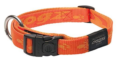 Rogz HB25-D Alpinist Halsband/K2, L, orange