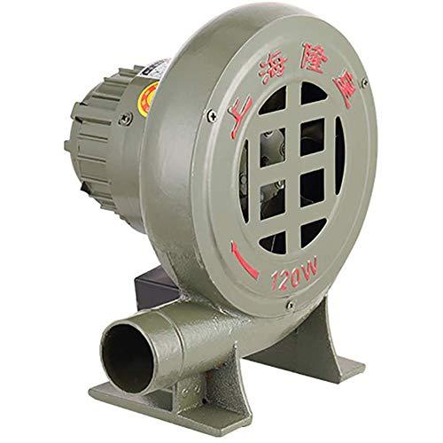 LNFA Elektrischer Pumpenventilator, Zentrifugalgebläse, Kaminventilator, kleine Feuerzeuge, Kohleanzünder, manuelles Schmiedeeisengebläse, Feuerzeugventilator (4 Stile)