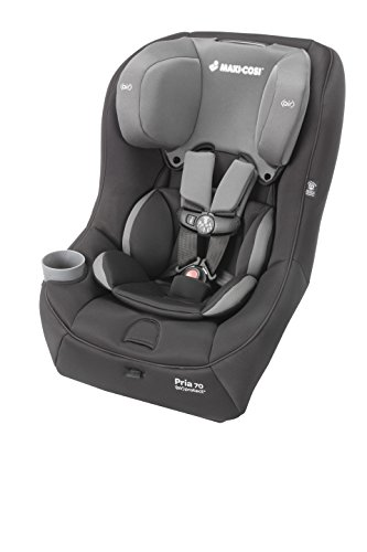 Maxi-Cosi Pria 70 Convertible Car Seat, Total Black