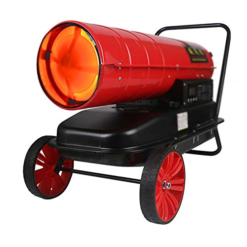 Best Review Of Industrial Diesel Heater,Portable Blower,Automatic shutdown,Kerosene Heater with Ther...