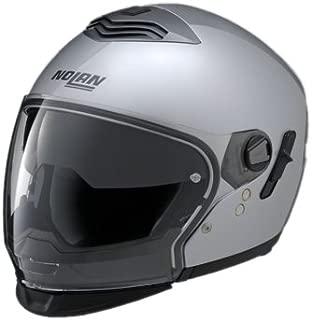 NOLAN(ノーラン) ヘルメット システム N43E Trilogy プラチナシルバー/1 Lサイズ(59-60cm) 78522