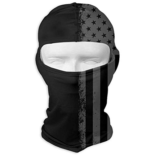 Premium Hook and Loop American Flag Embroidery Emblem for Backpacks Caps Hats Jackets Pants Heavy Duty for Tactical Gear or USA Military Uniform Black /& Gray Ever Craft American Flag Patch