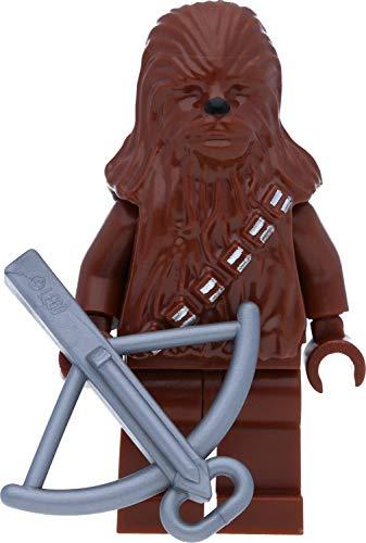 LEGO Star Wars Minifigur: Chewbacca (Wookiee) mit Armbrust