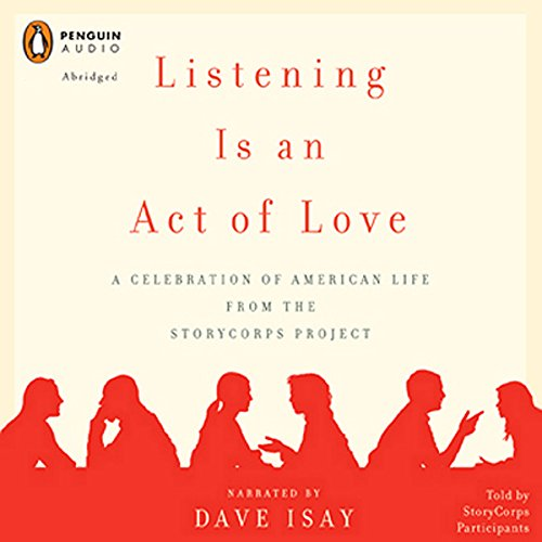 Listening Is an Act of Love cover art