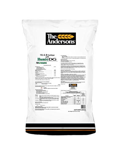 The Andersons PGF Complete 16-4-8 Fertilizer with Humic DG 10,000 sq.ft.