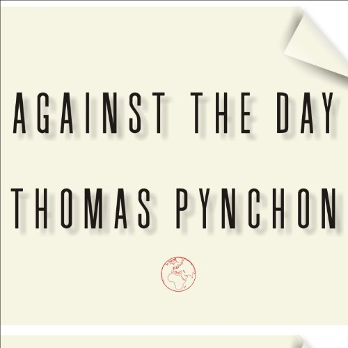 Against the Day audiobook cover art