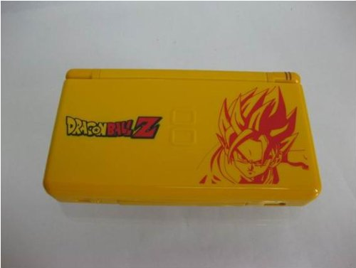Nintendo Ds Lite Yellow Dragonball Z + 7 Games Included