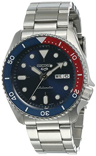 SEIKO Automatische Uhr SRPD53K1, blau, Sport