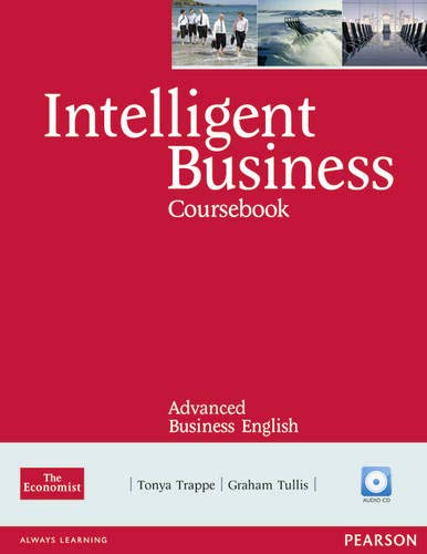 Intelligent Business Advanced Coursebook/CD Pack: Industrial Ecology