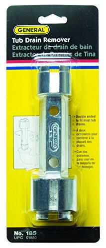General Tools 185 Tub Drain Remover