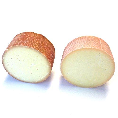 Tete de Moine Classic und Reserve Mönchskopfkäse 2x400g zwei halbierte Laibe für Girolle Käsehobel