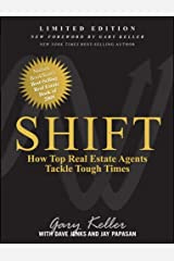 Shift: How Top Real Estate Agents Tackle Tough Times ハードカバー