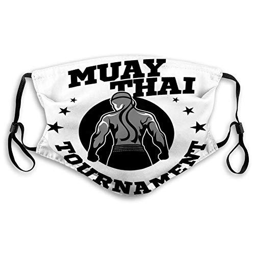Gooeyokoi Mundschutz Muay Thai Logo...