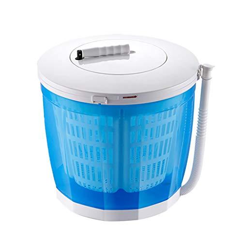 UKtrade® Mini Lavadora Portátil 2 en 1, Manual No Eléctrico y Secadora...