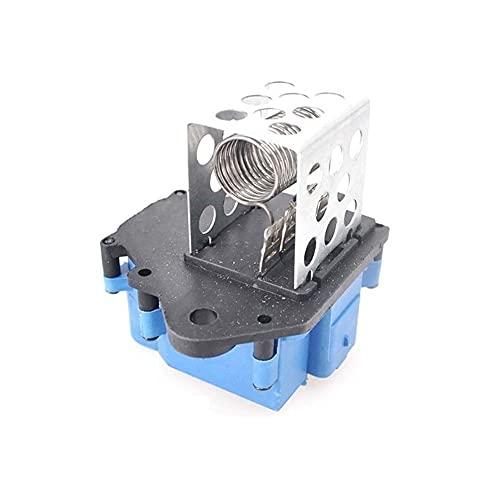 LinYom Radiador Calentador Motor Relay Relay Resistor 1308 .CP 9662240180 / Ajuste para Peugeot 307 308 5008 1. 9TD 2.0TD