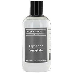 Glicerina vegetal 100ml 100% pura y natural. Hidratante ingrediente activo Suavizante Suavizante. Base cosmética suavizante de preparación casera.