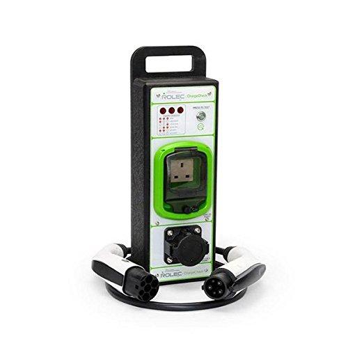 Ev / Elektrisch Auto - Test Equipment - Charge Kariert - Typ 1 / Typ 2