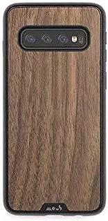 MOUS Samsung Galaxy S10 Case - Walnut Wood - Limitless 2.0