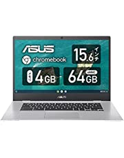 ASUS クロームブック Chromebook CX1 CX1500 ノートパソコン(15.6インチ/日本語キーボード/Webカメラ/インテル Celeron N3350/4GB・64GB/シルバー)【日本正規代理店品】【あんしん保証】CX1500CNA-BR0066