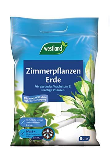 Westland Zimmerpflanzenerde, Blumenerde, 8 Liter, 733599