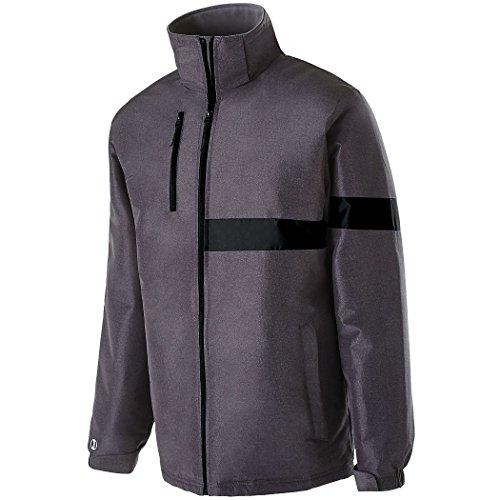 Holloway Sportswear Men's Raider Jacket Men's M Carbon Print/Black