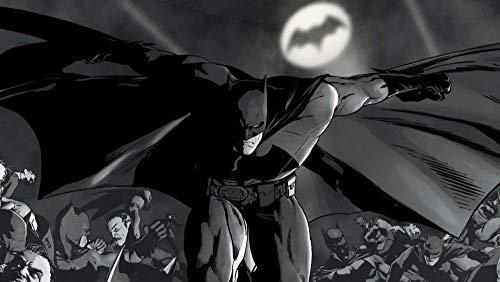 FHGGR Fondos De Batman Puzzles 1000 Piezas para Adultos Colorido, Puzzle para Adultos, Juego de Habilidad para Toda la Familia, Regalos para Amigo 75x50cm