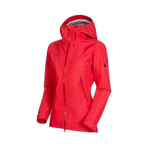 Mammut Ridge HS Hooded Jacket Women - Gore-Tex Regenjacke