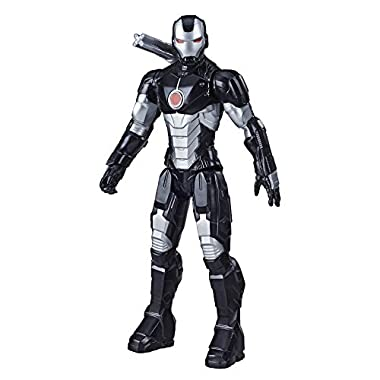 Avengers Marvel Titan Hero Series Blast Gear Marvel's War Machine Action Figure, 12-Inch Toy, Inspired by The Marvel…