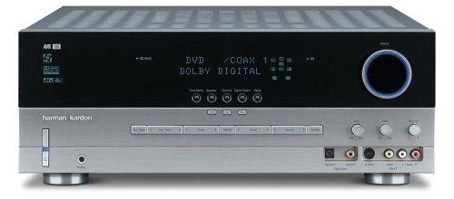 Harman Kardon AVR 135 6.1 Channel Surround Sound Audio/Video Receiver (Discontinued by Manufacturer)