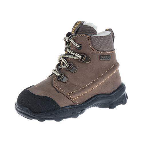 Ricosta schoen voor baby's winterlaarzen Jonny Army Rustika Laax 23330488