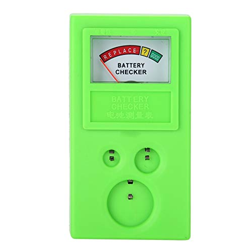 Buy Bargain Button Cell Battery Checker Power Volt Tester, Household Battery Checker,Watch Repair To...