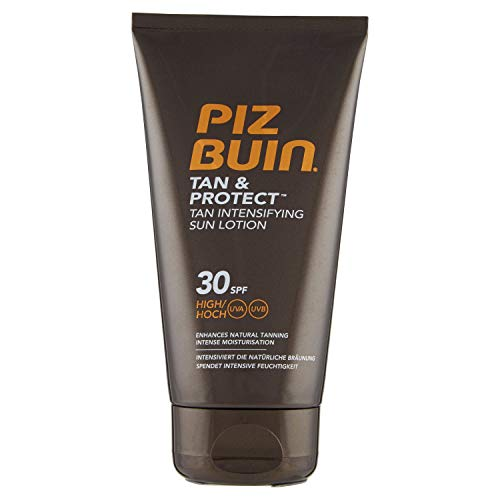 Piz Buin Tan und Protect Lotion LSF 30, 150 ml
