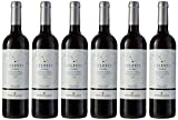 Pago del Cielo Celeste Roble, Vino Tinto - 6 botellas de 75 cl, Total: 4500 ml