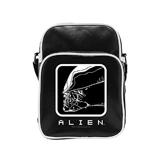 Aliens - Tasche - Xenomorph - Umhängetasche - Schwarz Logo