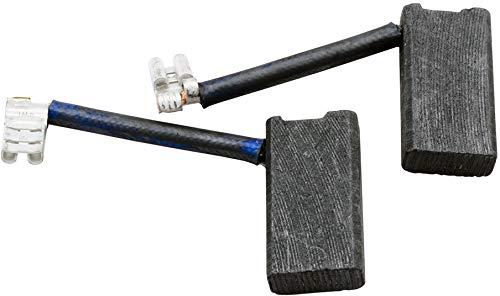 Kohlebürsten für ELU DIAMANT6A Bohrmaschine - 6,3x12,5x23,5mm - 2.4x4.7x9.1'' - Mit automatische Abschaltung