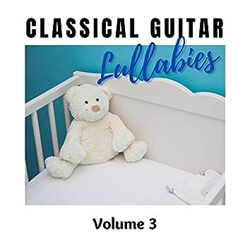 Classical Guitar Lullabies Volume 3