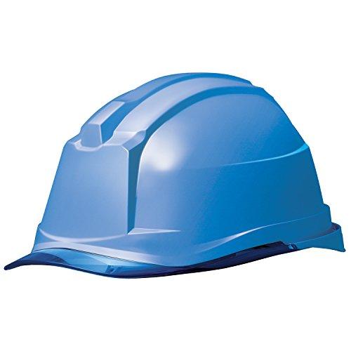 ミドリ安全 ヘルメット クリアバイザー SC-19PCL RA3 α ブルー ブルー