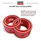 DuraSHOCK DuraTPE Series Front-Rear automobile coil spring buffer/booster/performance upgrade