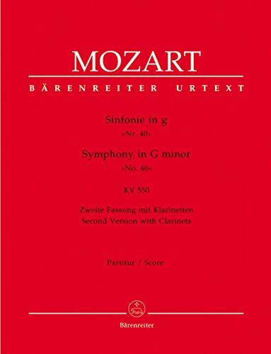 mozart later symphonies dover - 4