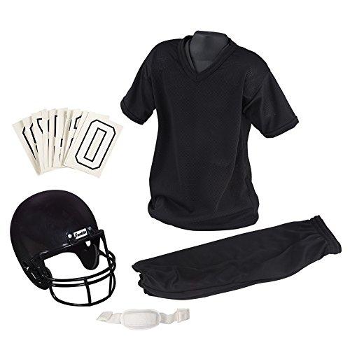 Franklin Sports Youth Football Uniform Set, Medium, Blue